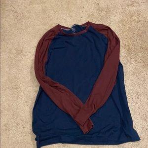 Old Navy baseball t shirt